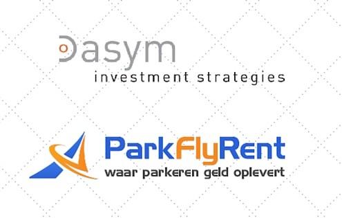 Investeringsmaatschappij Dasym heeft een minderheidsbelang genomen in autodeelplatform ParkFlyRent